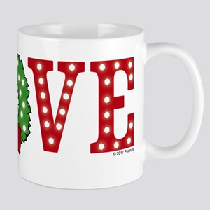 Snoopy Holiday Love 11 oz Ceramic Mug