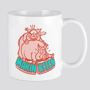 Makin Bacon Pigs Mug
