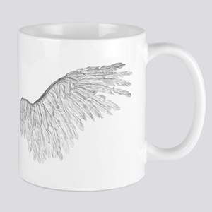Castiel Wings 1 Mugs
