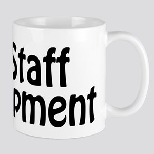 I heart Staff Development mug.png 11 oz Ceramic Mu