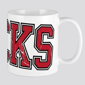 Cocks - Jersey Vintage Mugs
