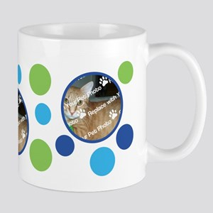 PERSONALIZE Add Your 3 Photos DIY Mug
