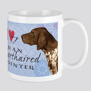 German Shorthaired Pointer 11 oz Ceramic Mug
