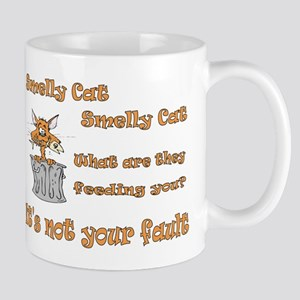 Smelly Cat Lyrics Mug