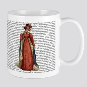 Pride and Prejudice Mugs