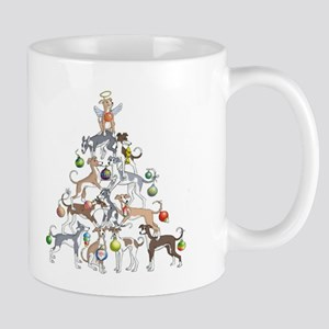 O Christmas Tree Mugs