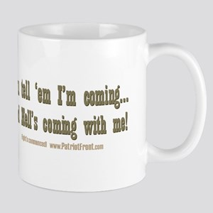 Wyatt1 Mugs 11 oz Ceramic Mug