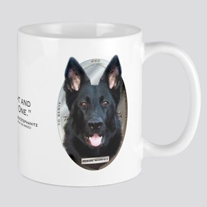 GSD Large 2-sided Mugs