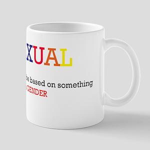 Pansexual - Mug