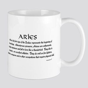 Aries Coat-of-Arms Mug