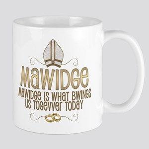 Princess Bride Mawidge Wedding Mug