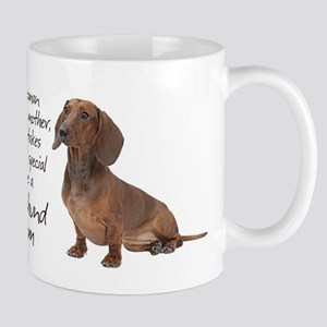 Dachshund Mom Mugs