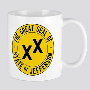 State of Jefferson Flag Mug