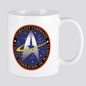 Starfleet Command Cup Mugs
