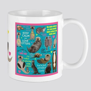 Otters Mug Mugs
