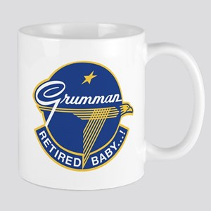 Grumman Retired Baby Mugs