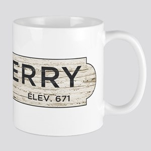 Mayberry Sign Andy Griffith Mugs
