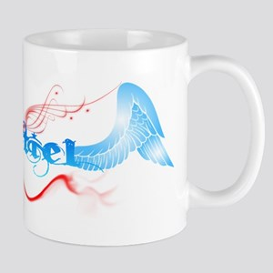 Supernaturaltv Castiel Wings Mug