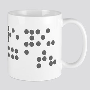 Braille - what are you lookin Mug