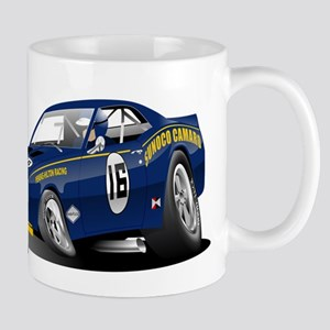 Mark Donohue Trans Am Camaro Mugs