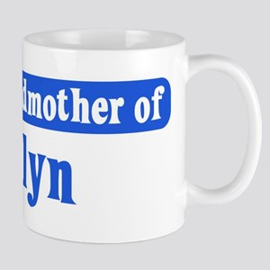 Grandmother of Evelyn Mug