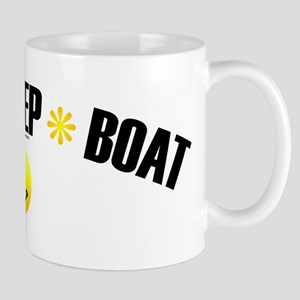 eat_sleep_boat Mug