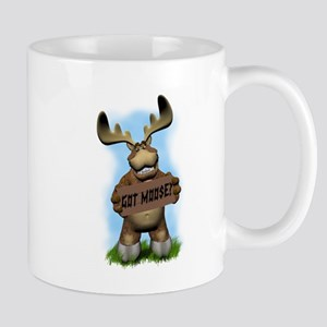 Got Moose? Mugs
