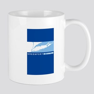 Port Jefferson - Long Island. Mug Mugs