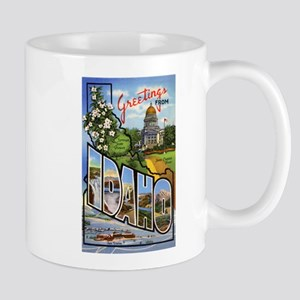 Idaho Greetings Mug