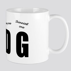 Bass Player (black) Mug