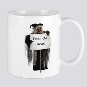 Witch Warning Mug