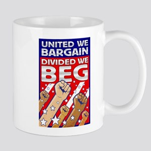 United We Bargain, Divided We Mug