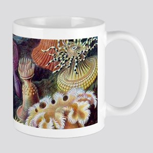 Vintage Sealife Underwater Mugs