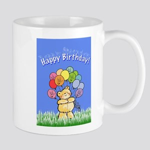 Happy Birthday Card Mug