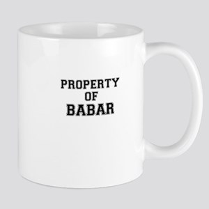 Property of BABAR Mugs