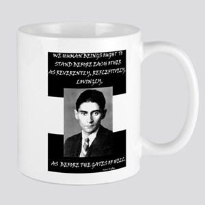 KAFKA GATES Mugs