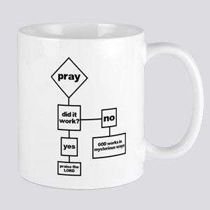 Prayer Flow Chart Mug