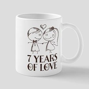 Original Happy 7 Year Anniversary Images
