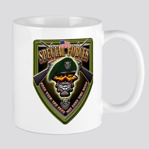 US Army Special Forces Shield Mug