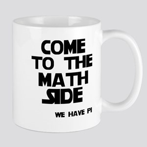 Come to the math side Mug