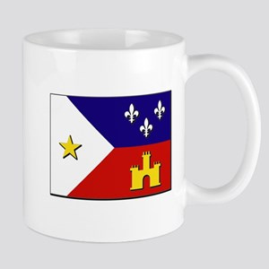 Flag of Acadiana Mug