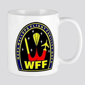 Wallops Flight Facility 11 oz Ceramic Mug