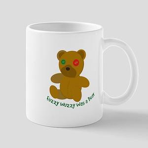 Fuzzy Wuzzy Mugs - CafePress