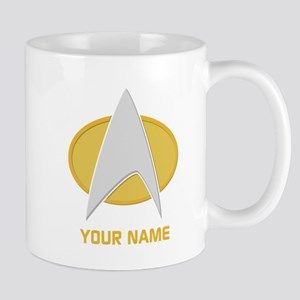 5165d43cc Star Trek: The Next Generation Emblem Mug