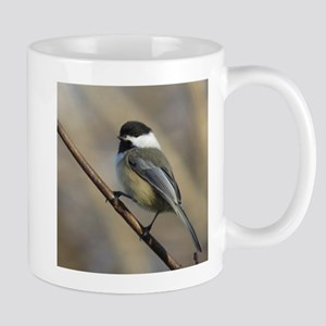 Chickadee Bird Mugs