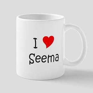Seema Name Mugs - CafePress