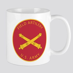 US Army Field Artilery Mug