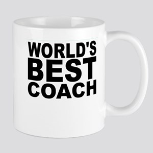 Worlds Best Coach Mugs