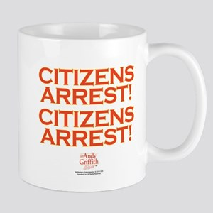 Citizens Arrest Mug