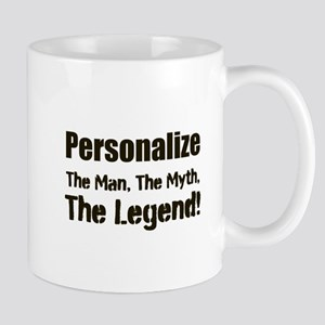 Personalize Legend Mugs